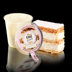 Aida Cake Cream Cremeschnitte